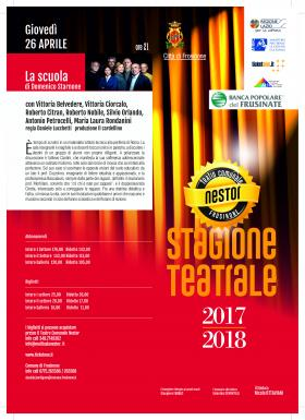 stagione teatrale 2017/18